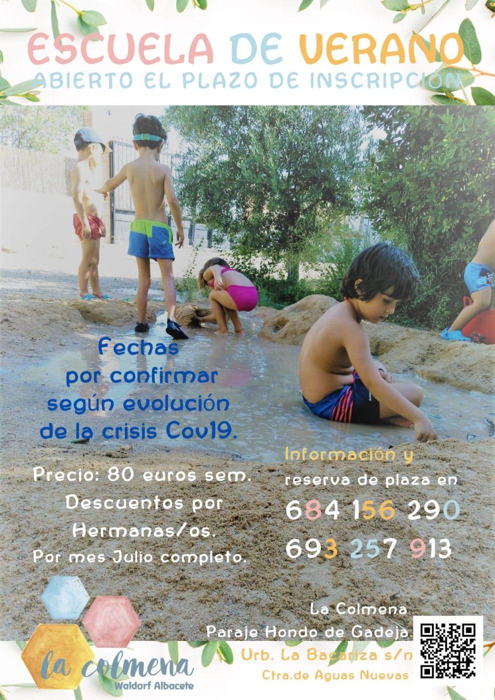 Escuela de Verano Albacete 2020